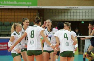 """Суперліга (жінки). Анонс 3-го туру. Генеральна репетиція для """"Хіміка"""" жіночий волейбол, суперліга україни 2019-2020, анонс 3-го туру"""