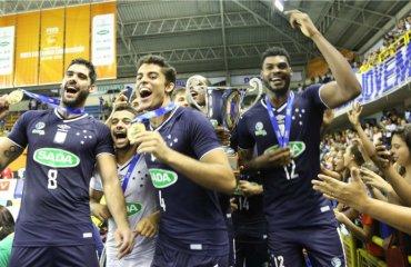Клубний чемпіонат світу відбудеться в Бразилії чоловічий волейбол, клубний чемпіонат світу-2019, новий формат, бразилія