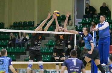 Результати 2-го туру чоловічої Суперлiги України 2019/20 чоловічий волейбол, суперліга україни 2019-2020, другий тур, розклад, результати, відео-трансляції, онлайн