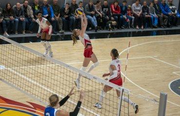 Суперліга (жінки). 3-й тур. Лідери збільшують відрив жіночий волейбол, суперліга україни 2019-2020, результати третього туру