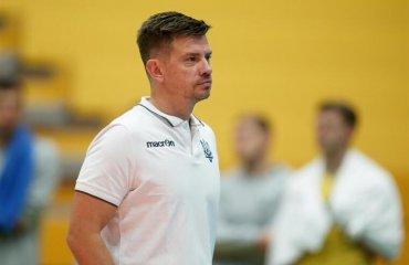 """Угіс КРАСТІНЬШ: """"Я за цю команду віддам останню сорочку"""" чоловічий волейбол, угіс крастіньш, інтервью, національна збірна україни, головний тренер, барком-кажани, супепліга україни. чемпіонат європи-2019"""