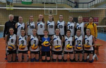 """Нова """"зірка"""" на волейбольній мапі жіночий волейбол, перша ліга україни 2019-2020, перший тур, чернігів, вк нучк, сергій дуденок, інтервью"""