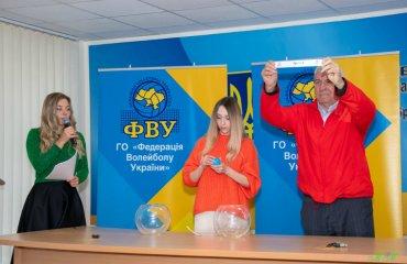 Відбулося жеребкування 2-го етапу Кубка України 2019-2020 жіночий волейбол, чоловічий волейбол, кубок україни 2019-2020, жеребкування 2-го етапу