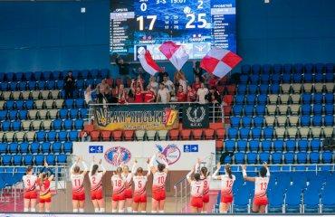 """Cуперліга (жінки). 4-й тур. CК """"Прометей"""" стає одноосібним лідером жіночий волейбол, суперліга україни 2019-2020, 4-ий тур, результати,"""