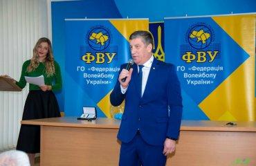 Президент ЄКВ особисто відзначив значний прогрес у діяльності ФВУ український волейбол, єкв, михайло мельник, александар борічіч