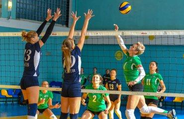 """Вища ліга (жінки). 2-й тур. """"Легенда-WNET"""" стає одноосібним лідером жіночий волейбол, вища ліга україни 2019-2020, результати матчів"""