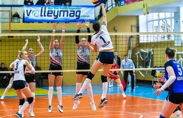 Результати 6-го туру жіночої Суперлiги України 2019/20 жіночий волейбол, суперліга україни 2019-2020, 6-ий тур, результати, розклад, трансляції, онлайн, відео