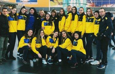 Українки зіграють з Азербайджаном, Грузією, Латвією та Росією жіночій волейбол, молодіжна збірна україни, u-16, сєвза, eevza, розклад матчів
