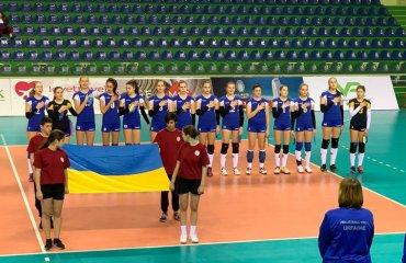 Збірна України U-16 поступилася Росії в матчі чемпіонату EEVZA жіночій волейбол, молодіжна збірна україни, u-16, сєвза, eevza, розклад матчів
