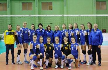 Чемпіонат EEVZA (дівчата U-16). Українки боротимуться за п'єдестал жіночий волейбол, юнацький волейбол, збірна україни ю16, дівчата, чемпіонат сєвза, євза