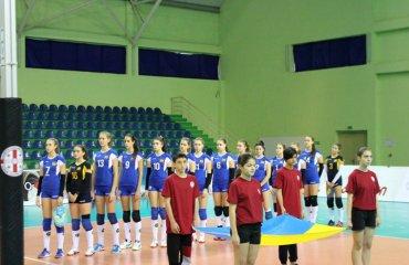 Збірна України стала четвертою на чемпіонаті EEVZA жіночий волейбол, юнацький волейбол, збірна україни ю16, дівчата, чемпіонат сєвза, євза, четверте місце