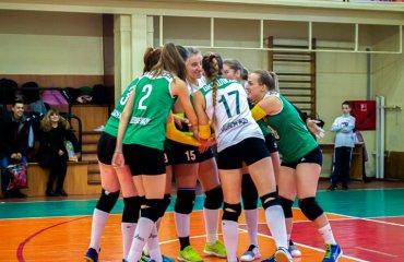 """Перша ліга (жінки). Анонс 2-го туру. Хто кине виклик """"Поліссю""""? жіночий волейбол, перша ліга україни 2019-2020, другий тур, анонс матчів"""