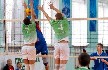 """Перша ліга (чоловіки). 2-й тур. """"Нікополь"""" і """"Покуття"""" вириваються вперед чоловічий волейбол, перша ліга україни 2019-2020, результати 2-го туру"""