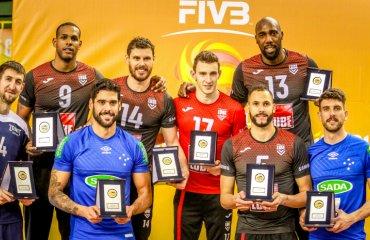 Бруно – MVP клубного чемпіонату світу чоловічий волейбол, клубний чемпіонат світу-2019, чоловіки, сада крузейро, зеніт-казань, лубе чивітанова, аль-райан