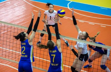 Суперліга (жінки). Учасників єврокубків змусили понервувати жіночий волейбол, суперліга україни 2019-2020, 7-ий тур, результати, 8-ий тур