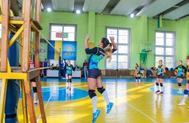 """Вища ліга (жінки). 3-й тур. Несподівана осічка """"Южанки"""" жіночий волейбол, вища ліга україни 2019-2020, результати матчів"""