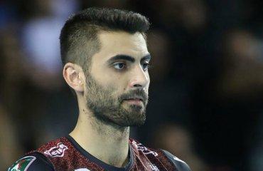 """""""Чивітанова"""" втратила основного діагонального чоловічий волейбол, чивітанова, серія а1, італія, амір гафур, травма"""