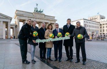 Суперфінал Ліги чемпіонів-2020 знову відбудеться у Берліні чоловічий волейбол, жіночий волейбол, ліга чемпіонів 2019-2020, суперфінал берлін німеччина