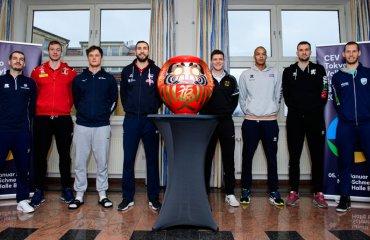 Заруба в Берлине: восемь сборных на одну олимпийскую путёвку мужской волейбол, квалификация, олимпийские игры 2020, национальные сборные мира