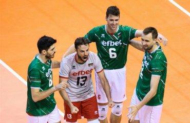 Олімпійська кваліфікація. Болгарія перемогла Францію та інші матчі чоловічий волейбол, олімпіада-2020, кваліфікаційний турнір, результати другого ігрового дня
