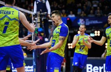 Німеччина і Словенія вийшли у півфінал олімпійської кваліфікації чоловічий волейбол, кваліфікаійний турнір, олімпіада-2020, результати третього ігрового дня