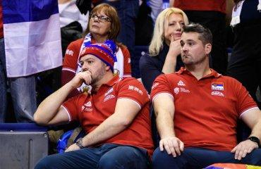 Чемпион Европы не едет в Токио. Сербы пролетели мимо второй подряд Олимпиады мужской волейбол, квалификационный турнир, олимпиада-2020, сборные мира, отбор, токио
