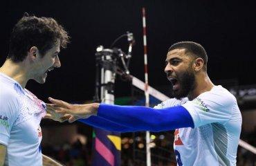 Франція і Німеччина зіграють в фіналі європейської олімпійської кваліфікації чоловічий волейбол, кваліфікаційний турнір, оліміпіські ігри-2020, франція, німеччина, результати півфінальних матчів