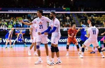 Нгапет много косячил, но Франция выиграла у Словении с 0:2. Спас второй связующий мужской волейбол, квалификационный турнир, олимпиада-2020, отбор, токио, сборная франции, сборная германии