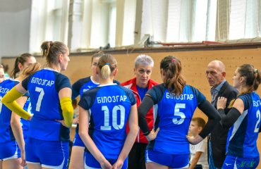 """Суперліга (жінки). 9-й тур. """"Білозгар-Медуніверситет"""" залишив останню сходинку жіночий волейбол, суперліга україни 2019-2020, 9-ий тур, результати матчів"""