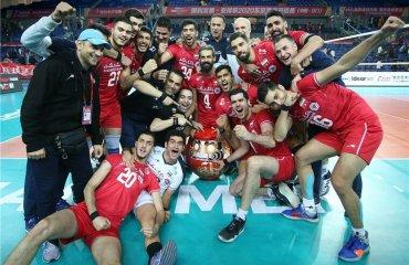 Іран вдруге в історії пробився на Олімпіаду чоловічий волейбол, олімпіада-2020, кваліфікаційний турнір, збірна ірану