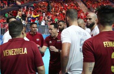 Венесуела завоювала путівку на Олімпіаду чоловічий волейбол, кваліфікаційний турнір, олімпіада-2020, венесуела