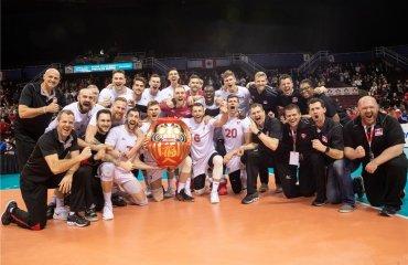 Канада стала останнім учасником олімпійського турніру чоловічий волейбол, кваліфікаційний турнір, олімпіада-2020, канада