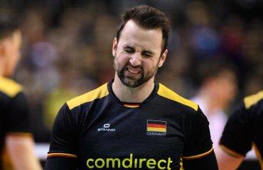 Грозер завершив кар'єру у збірній Німеччини чоловічий волейбол, георг грозер, збірна німеччини, діагональний