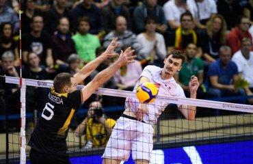 Патрі визнаний MVP європейської олімпійської кваліфікації, Банн - американської чоловічий волейбол, олімпіада-2020, кваліфікаційний турнір