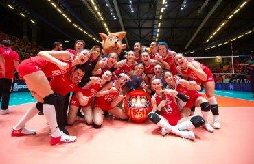 Стали відомі всі учасники жіночого олімпійського турніру в Токіо жіночий волейбол, олімпійська кваліфікація, олімпіада-2020