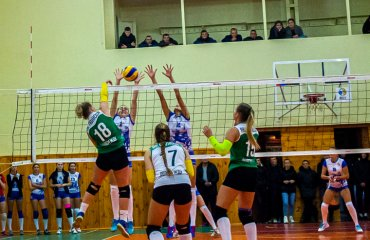 Перша ліга (жінки). Група Б. 3-й тур. Хто кине виклик житомирянкам і чернігівчанкам жіночий волейбол, перша ліга україни 20192-2020, анонс 3-го туру
