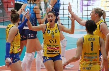 """Болгарська волейболістка стала новачком """"Прометея"""" жіночий волейбол, суперліга україни, десислава ніколова, болгарська волейболістка, ск прометей, трансфер"""
