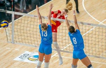 Результати матчів 11-го туру жіночої Суперліги України 2019-2020 жіночий волейбол, суперліга україни 2019-2020, 11-ий тур, розклад, результати, відео-трансляції матчів, онлайн