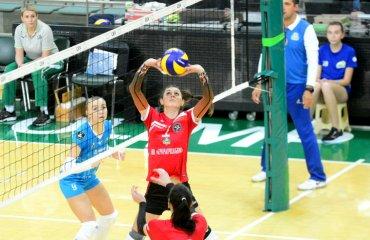 Результати матчів 12-го туру жіночої Суперліги України 2019-2020 жіночий волейбол, розклад, результати, відео-трансляції матчів, суперліга україни 2019-2020, 12-ий тур