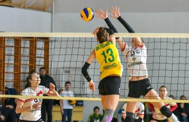 Суперліга (жінки). 12-й тур. Житомир чарує, Рівне дивує жіночий волейбол, суперліга україни 2019-2020, результати 12-го туру