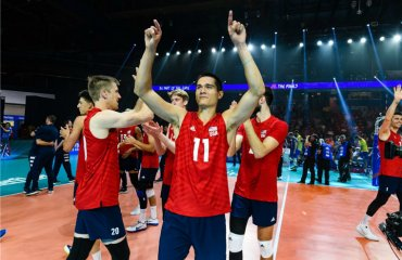 """Ліга націй-2020: для участі в """"Фіналі шести"""" гравець зобов'язаний провести 9 з 15 матчів на І етапі чоловічий волейбол, ліга націй, 2020, фівб"""