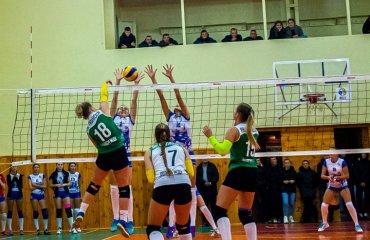 """Перша ліга (жінки). Хто викаже претензії на """"Фінал чотирьох""""? жіночий волейбол, перша ліга україни 2019-2020, анонс матчів"""
