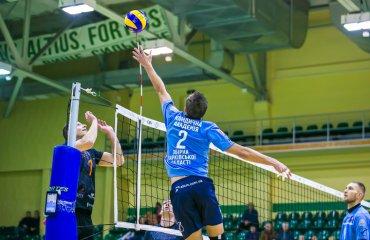 Результати матчів 11-го туру чоловічої Суперліги України чоловічий волейбол, суперліга україни 2019-2020, 11-ий тур, розклад, онлайн трансляції