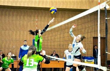 """Перша ліга (жінки). Локальні лідери – """"Фогтланд"""" і """"Полісся"""" жіночий волейбол, перша ліга україни 2019-2020, фінал чотирьох, полісся житомир, фогтланд"""