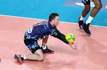 Стали відомі всі учасники плей-офф Ліги чемпіонів чоловічий волейбол, ліга чемпіонів, плей-офф, учасники 1\4 фіналу