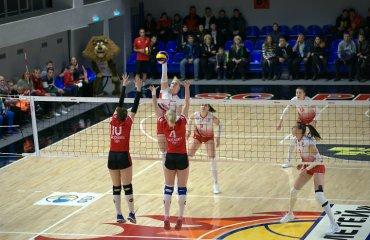 """Суперліга (жінки). Анонс 13-го туру. Лідерські """"розбірки"""" та останній шанс для лучанок жіночий волейбол, суперліга україни 2019-2020, 13-ий тур, анонс матчів"""