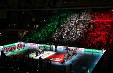 В Италии вспышка коронавируса. Матчи прерваны до 1 марта мужской волейбол, италия, чемпионат италии, серия а1, коронавирус, эпидемия