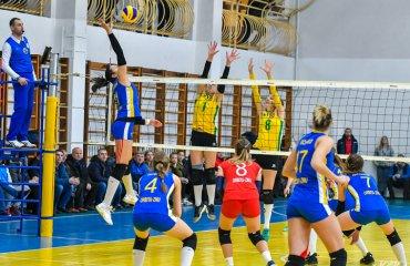 Результати матчів 14-го туру жіночої Суперліги України 2019-2020 жіночий волейбол, суперліга україни 2019-2020, 14-ий тур, розклад, результати, посилання на відео-трансляції, онлайн