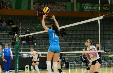 Суперліга (жінки). 14-й тур. Інтрига згасла майже не розпочавшись жіночий волейбол, суперліга україни 2019-2020, жінки, огляд 14-го туру
