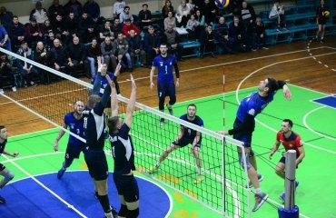 Вища ліга (чоловіки). 5-й тур. У стані лідерів стає гаряче! чоловічий волейбол, вища ліга україни 2019-2020, огляд 5-го туру